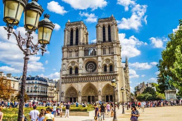 La cathédrale Notre-Dame de Paris avant le drame - ảnh 2