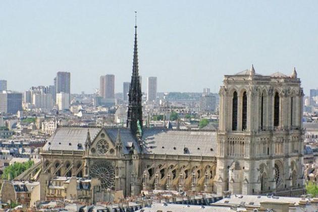La cathédrale Notre-Dame de Paris avant le drame - ảnh 4
