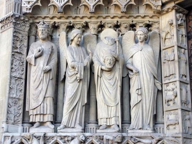 La cathédrale Notre-Dame de Paris avant le drame - ảnh 5