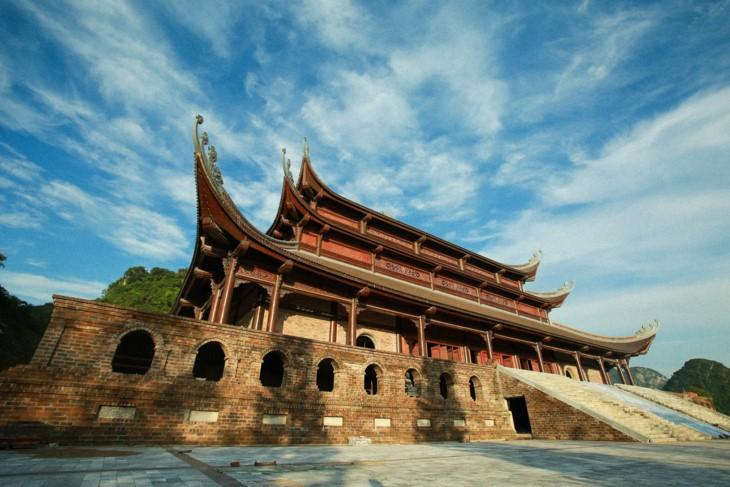 Le centre bouddhiste de Tam Chuc accueille le Vesak  - ảnh 1