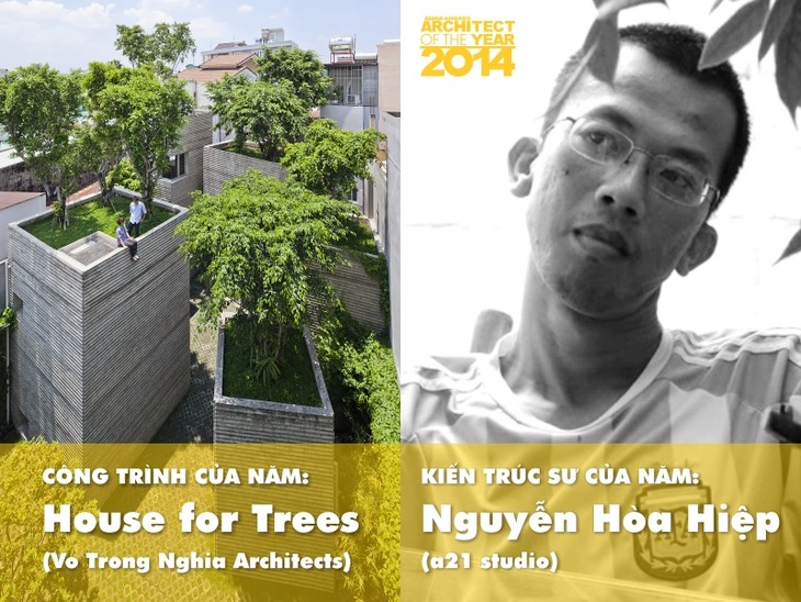 Architect of the Year award honored  - ảnh 1