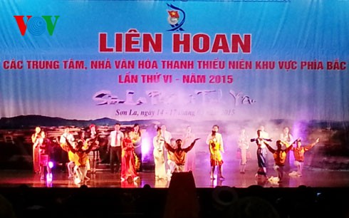 6th festival of youth cultural centers opens - ảnh 1