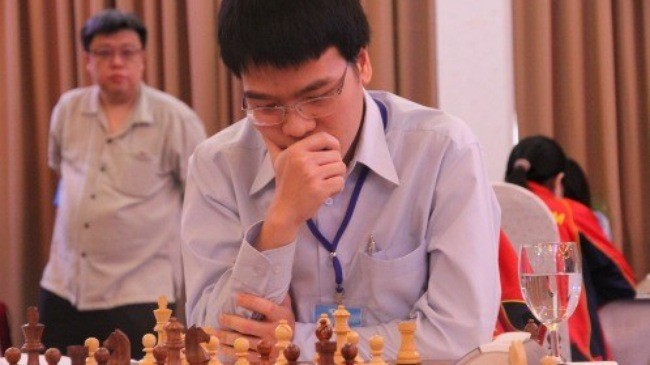 Vietnam secures three berths to compete in Chess World Cup 2015  - ảnh 1