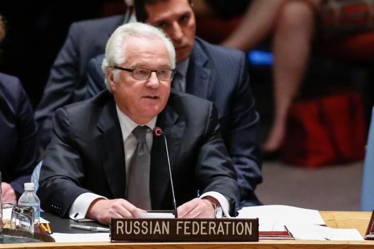 Russia dismisses French proposal to limit UN veto - ảnh 1