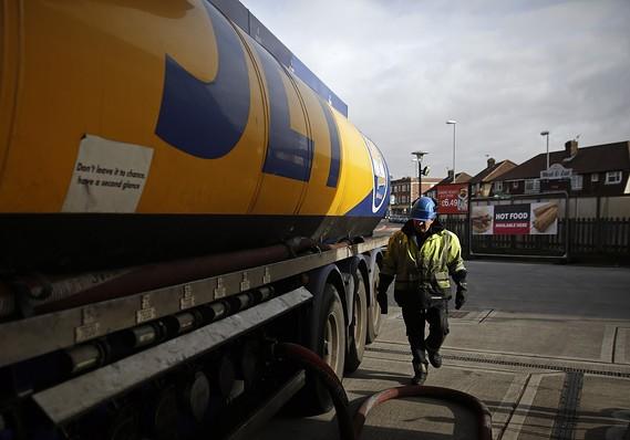 Oil prices reach highest settlement   - ảnh 1
