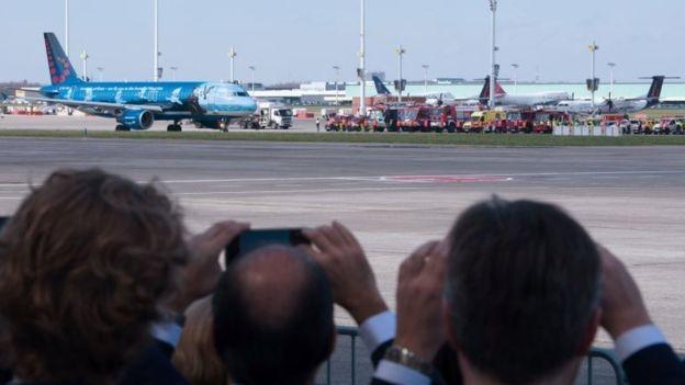 Zaventem airport reopens  - ảnh 1
