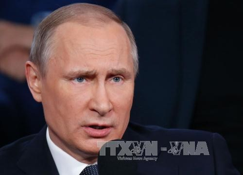 Panama Papers: Russian President Vladimir Putin rejects corruption allegations - ảnh 1