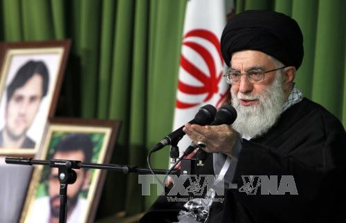 Iran's Supreme Leader says US lifted sanctions only on paper - ảnh 1