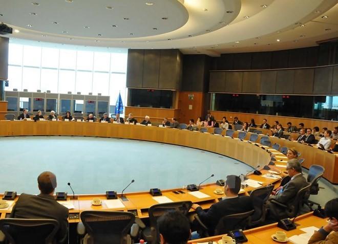 EU, Vietnam to boost trade ties - ảnh 1