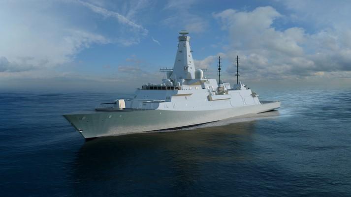 Britain equips Sea Ceptor air defense missile system - ảnh 1