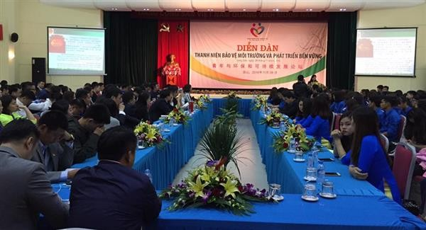 Various activities mark third Vietnam-China Youth Festival - ảnh 1