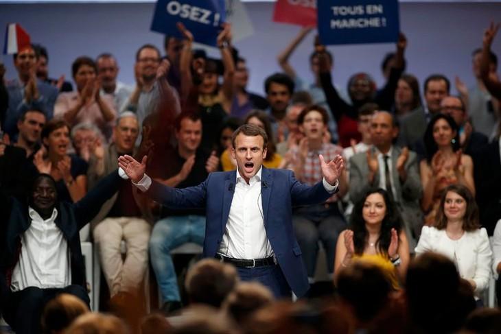 France's former economy minister runs for presidency - ảnh 1