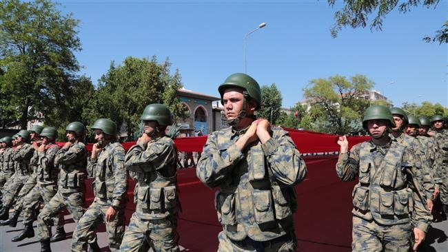 Turkey to recruit 30,000 new soldiers - ảnh 1