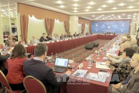 International seminar seeks ways to settle East Sea disputes - ảnh 1