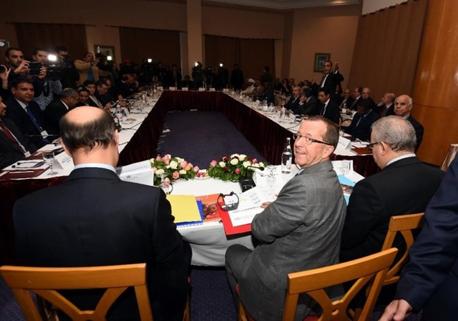 Libyan rivals agree on new power-sharing deal - ảnh 1