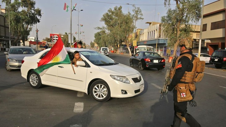Iran calls for negotiations between Iraqi government and Kurds - ảnh 1