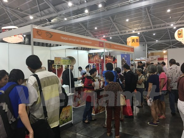 Vietnamese products promoted at Asia Pacific Food Expo 2017 - ảnh 1