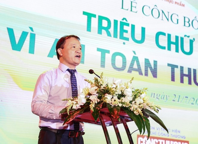 One million signatures for food safety announced in Hanoi - ảnh 2