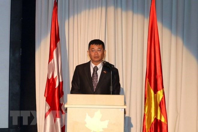 Vietnam, Canada celebrate 45 years of diplomatic relations - ảnh 1