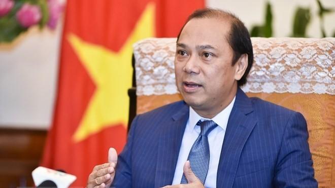 Prime Minister's Special Envoy visits Myanmar  - ảnh 1