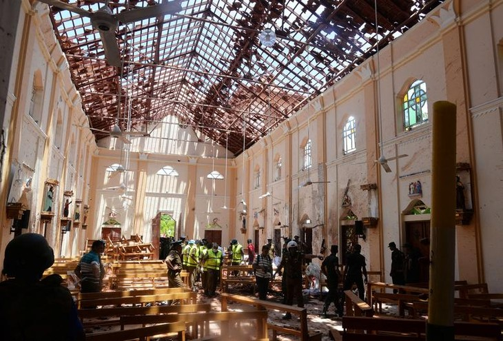Easter bombers in Sri Lanka all killed or arrested: police chief - ảnh 1