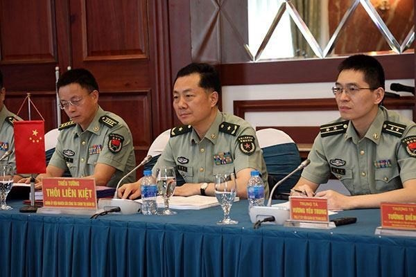 Vietnamese, Chinese militaries enhance scientific research cooperation - ảnh 1