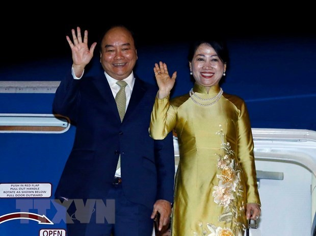 PM Nguyen Xuan Phuc concludes Japan trip - ảnh 1