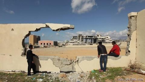 ອິດສະຮາແອນ ແລະ ບັນດາຝ່າຍ ປາແລດສະຕິນ ຢູ່ເຂດ Gaza ຕົກລົງຢຸດຍິງ - ảnh 1