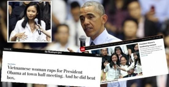 ສື່ມວນຊົນສາກົນຕີລາຄາຢ່າງຕັ້ງຫນ້າການໄປຢ້ຽມຢາມຫວຽດນາມຂອງປະທານາທິບໍດີB.Obama - ảnh 1