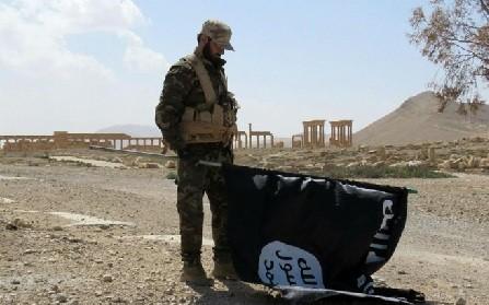 ກອງທັບ ຊີຣີ ປະກາດຢຶດເອົານະຄອນ Palmyra ຈາກ IS - ảnh 1