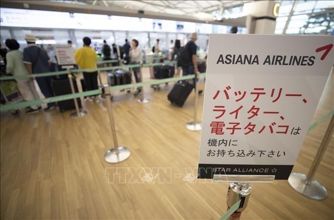 아시아나, 부산∼오키나와 노선 중단 - ảnh 1