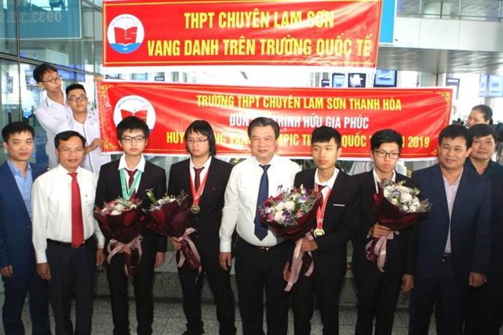 베트남 교육훈련부 응우옌 흐우 도 (Nguyễn Hữu Độ)차관: 인재양성 캠페인은 많은 지방과도시에 전파 - ảnh 1