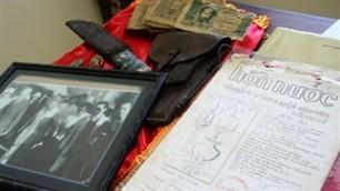 Hue emfängt mehr als 100 Dokumente und Gegenstände von Präsidenten Ho Chi Minh - ảnh 1