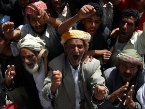 Jemen verschärft Sicherheitsvorkehrungen vor Präsidentenwahl - ảnh 1