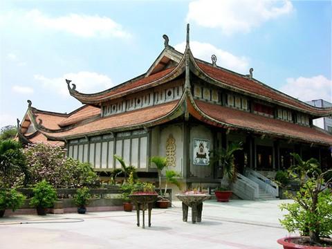 Besuch der Vinh Nghiem-Pagode in Bac Giang - ảnh 1