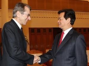 Vietnam will die Zusammenarbeit mit Italien in allen Bereichen verstärken - ảnh 1