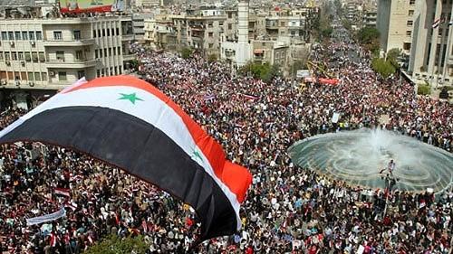 Politische Krise in Syrien: Wende für eine Hoffnung - ảnh 1