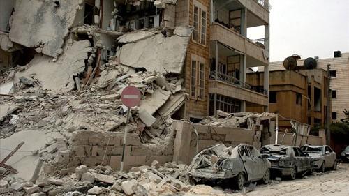 Konfliktparteien in Syrien widersprechen dem Waffenstillstandsabkommen - ảnh 1