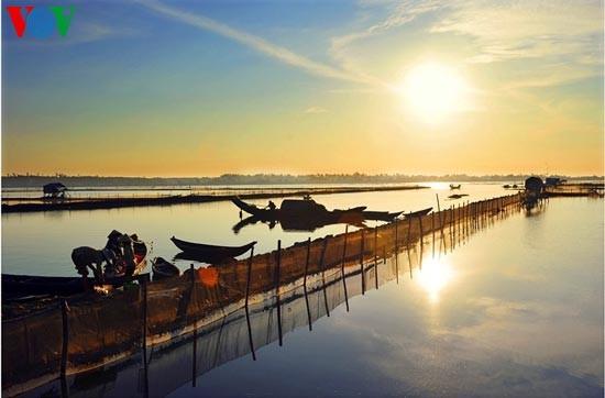 Die romantische Landschaft der Tam Giang Lagune - ảnh 12