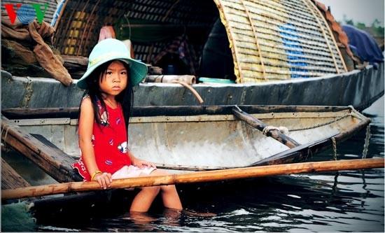 Die romantische Landschaft der Tam Giang Lagune - ảnh 13