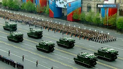 Russland feiert den Sieg gegen Nationalsozialisten  - ảnh 1