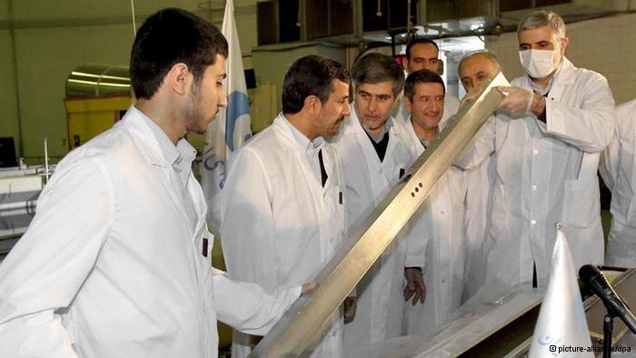 Iran macht Atomforschritt vor Atomgespräche bekannt - ảnh 1