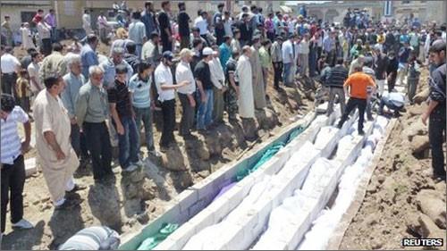Vietnam appelliert für Ermittlungen beim Massaker von Hula in Syrien  - ảnh 1