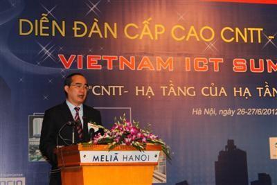 Forum: Informationstechnologie und Telekommunikation Vietnams 2012 - ảnh 1