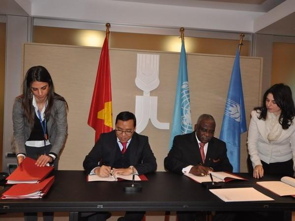IFAD unterstützt Vietnam für landwirtschaftliche Entwicklung mit 33 Millionen US-Dollar - ảnh 1