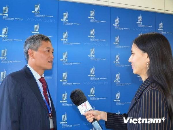 Vietnam legt großen Wert auf die Rolle von WIPO - ảnh 1