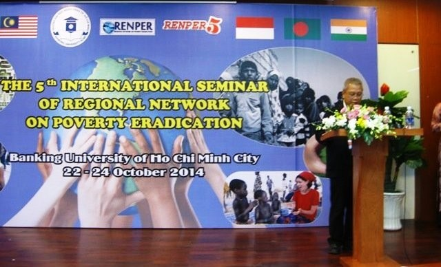 Internationales Seminar in Ho Chi Minh-Stadt zur Armutsbekämpfung  - ảnh 1