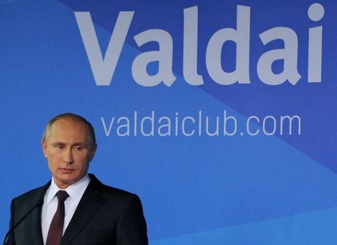 Wladimir Putin: Die USA zerstören die Weltordnung - ảnh 1