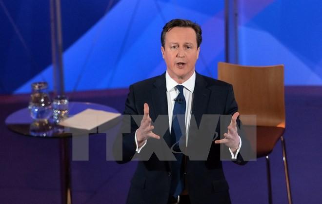 Großbritannien: Premierminister Cameron bildet neues Kabinett - ảnh 1