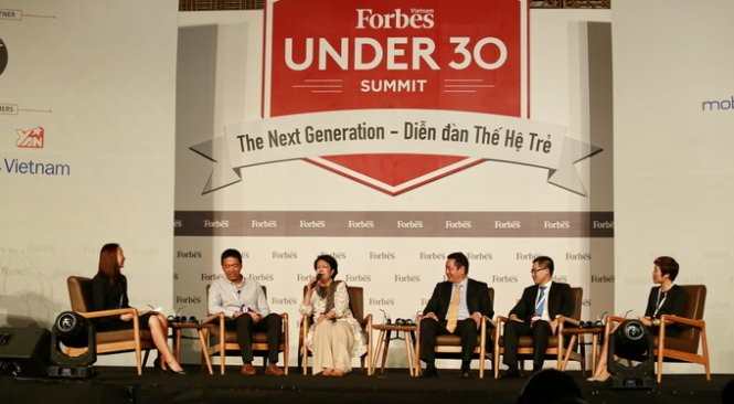 Das Forum der jungen Leute in Ho Chi Minh Stadt - ảnh 1